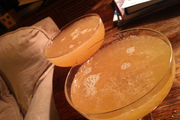 Cocktail Recipe: Ginger Gold Rush
