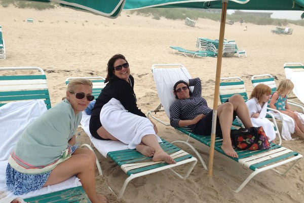 Photos from Day One of the Beach: Amagansett!