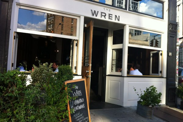 Cocktails at The Wren