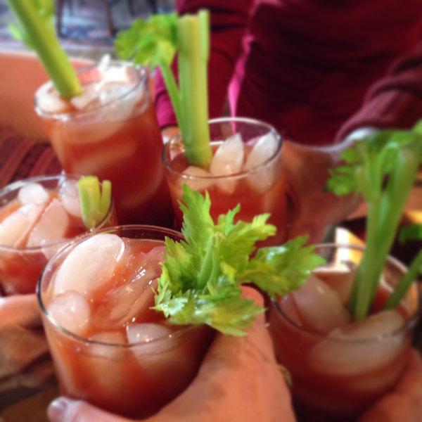 Bloody Mary Recipe: Snappy Bloody Marys