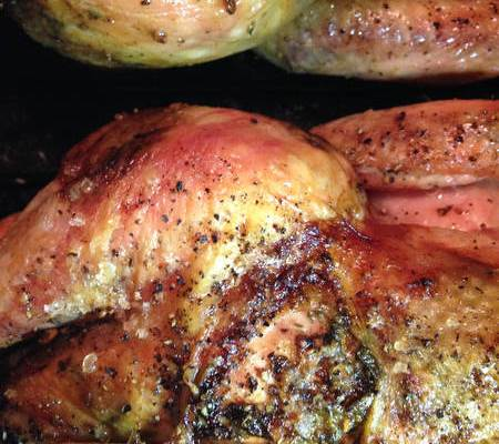 Saturday Night Supper: Roast Chicken (With Recipe!)