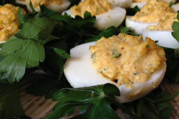 Blackberry Farm's Deviled Eggs