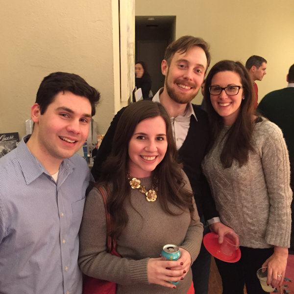 The Annual Forbes Holiday Party