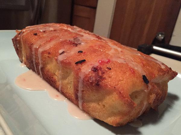 Grapefruit Buttermilk Cake