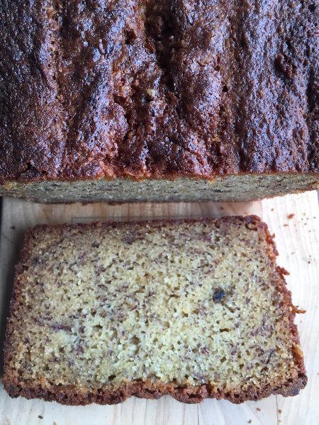Dominique Ansel's Banana Bread