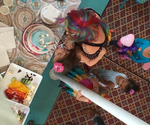 Gigi's Birthday Party