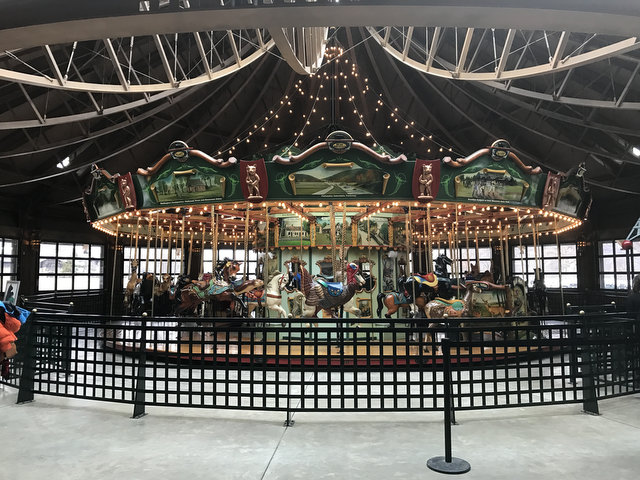 Bear Mountain: Carousel and Hot Chocolate