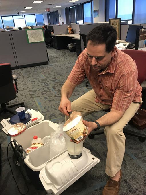 Record Fridays: Dan Makes Milkshakes