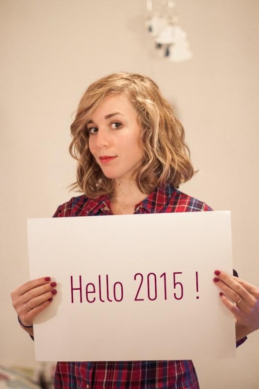 Hello 2015 !
