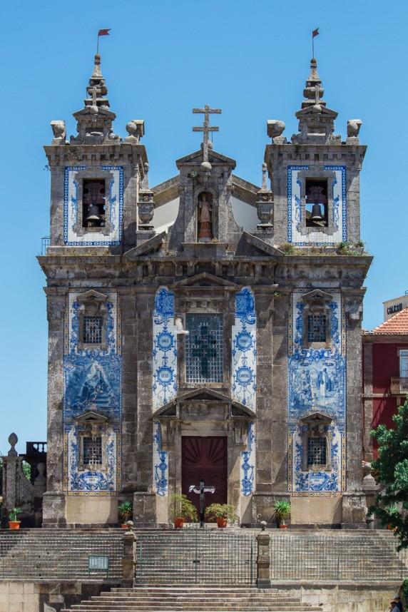 Eglise de Santo Ildefonso