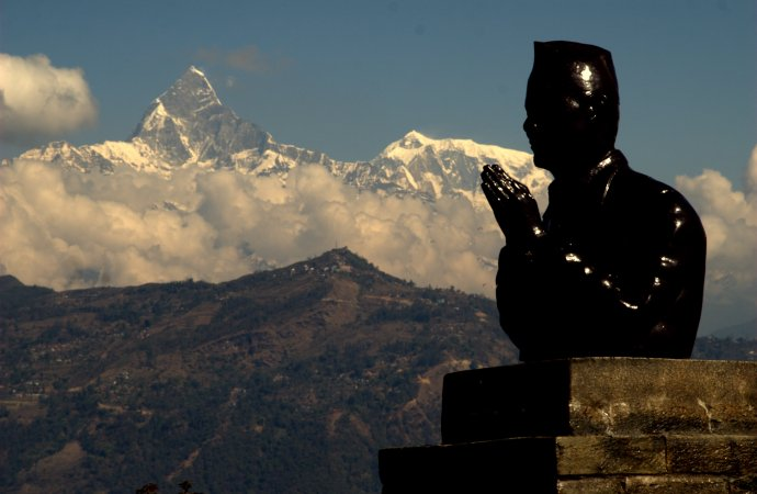 The Time in Between: On Nepal's Constitutional Transition