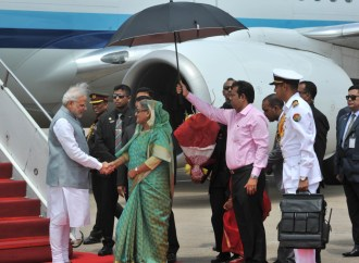 Modi's Visit to Bangladesh and South Asian Perspectives