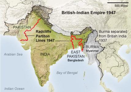 Death of 1947 in Bangladesh's Popular Memory