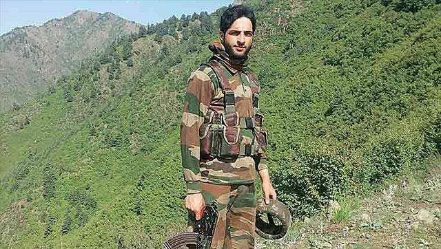 The Poster Boy of Militancy In Kashmir