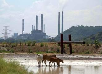 INDIA'S FOSSIL FUEL POLICY CONTRADICTS ITS CLIMATE POLICY