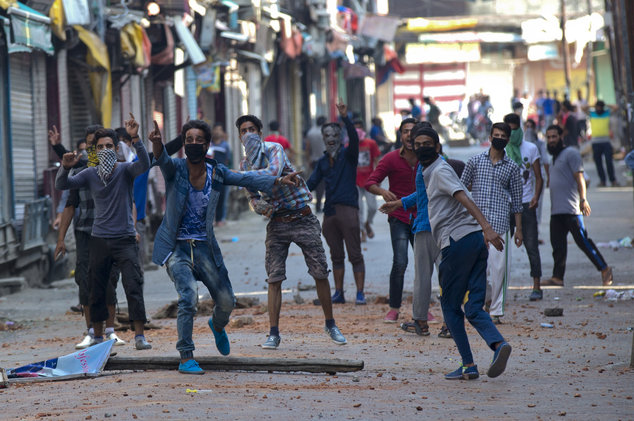 Kashmir's new Uprising: Death of Indian Narratives
