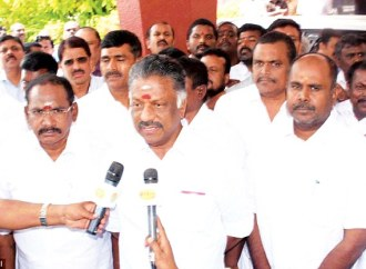 India: Tamil Nadu politics: AIADMK symbol two-leaves frozen by Election Commission!