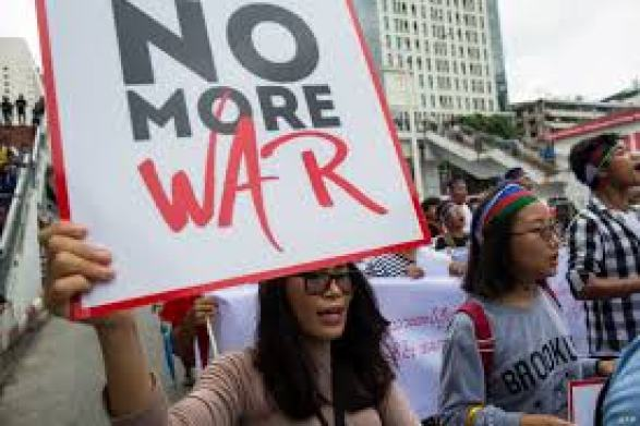 More Violence Feared as Myanmar Names Arakan Army a Terrorist ...