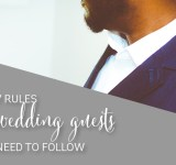 Wedding Gift Etiquette FAQs 7 Commandments of being a wedding guest ...
