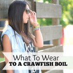 What to Wear to a Crawfish Boil