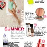 My Summer Beauty Must-Haves