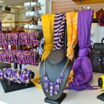 LSU Tailgating Style: Purple and Gold Accessories