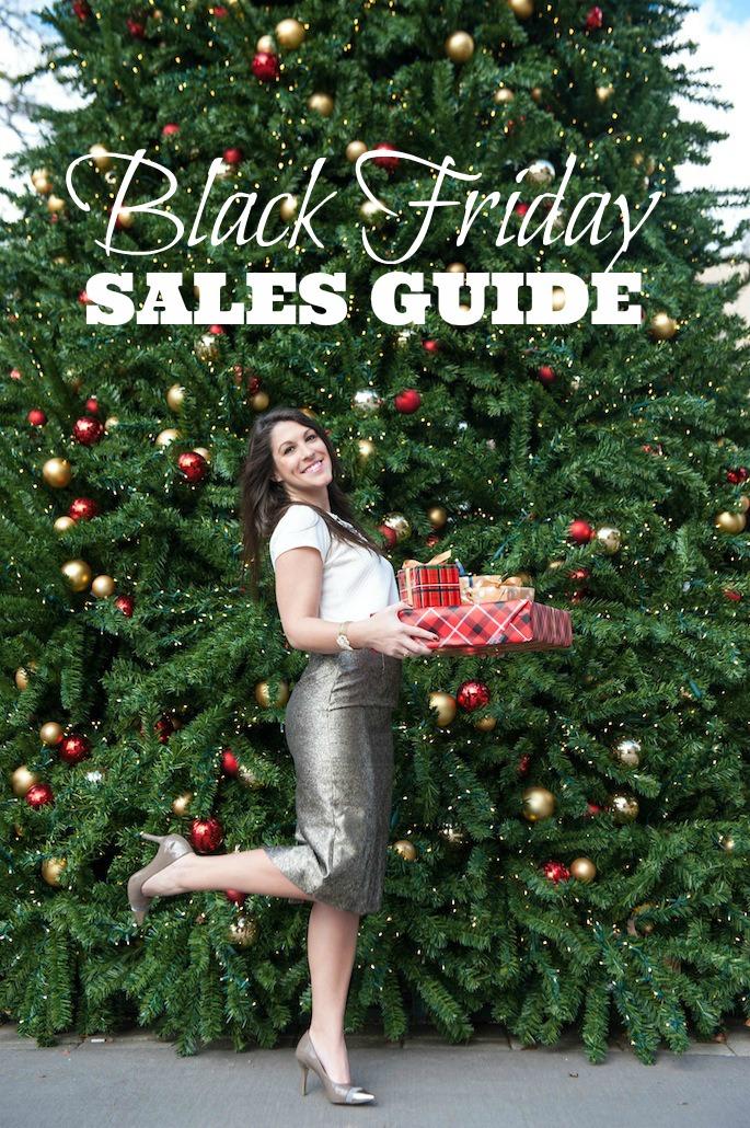 Black Friday 2015 Sales List