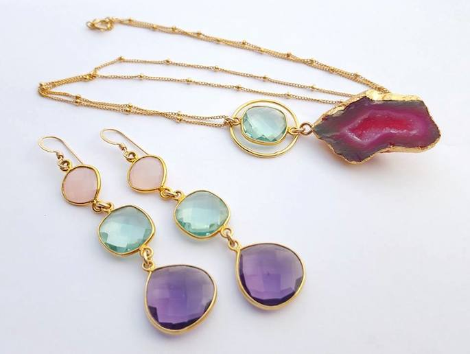 Kat Noel Designs is a Baton Rouge-based jewelry designer