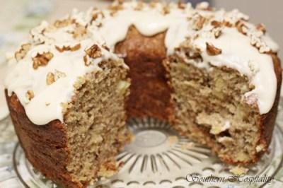 Southern Living Hummingbird Bundt Cake - Southern Hospitality