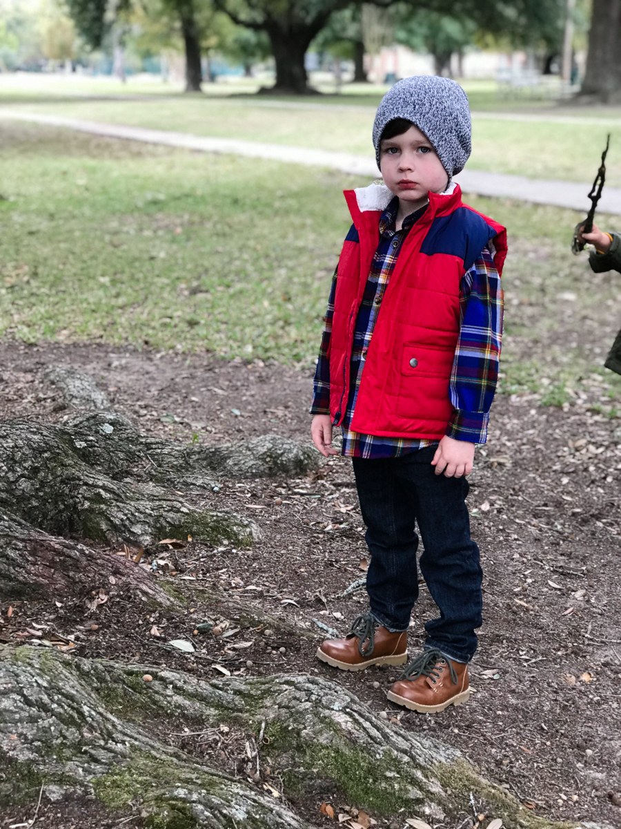 Little Boy Style - Winter Edition