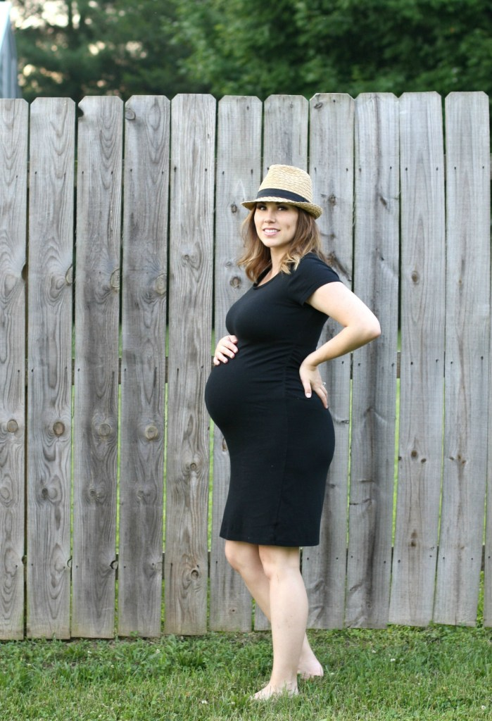 Southern Made Blog - 35 weeks Pregnancy Bump Update