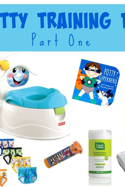 Potty Training 101 |  Part One