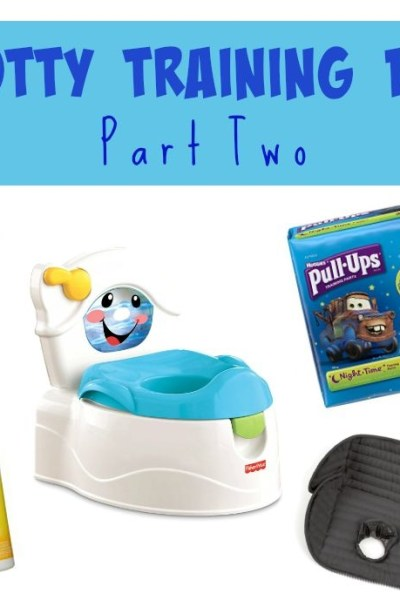 Potty Training 101 | Part Two