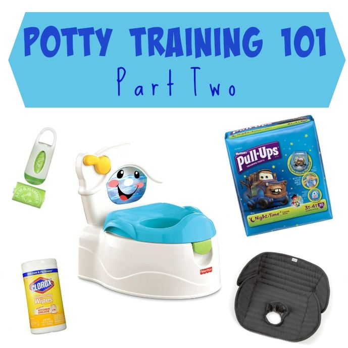 Potty Training 101 Part Two | Southern Made Blog