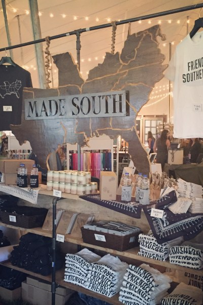 Made South Market | A Southern Affair