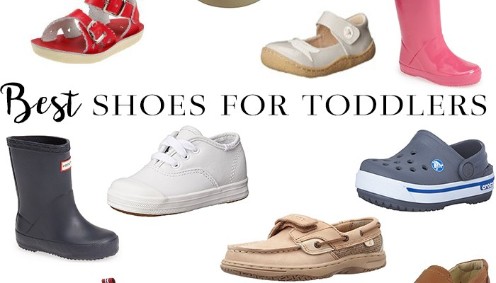 The Best Shoes for Toddlers