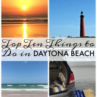 In a Daytona Beach State of Mind {Part 1}