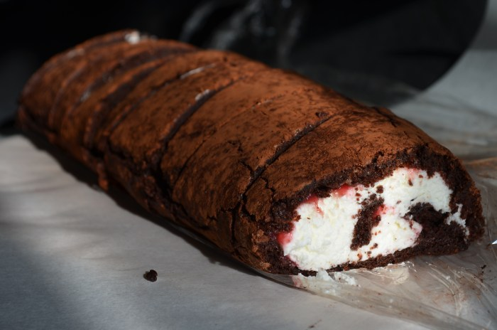 Roulade Marquis' A Raspberry Dessert – South Pacific Engagement