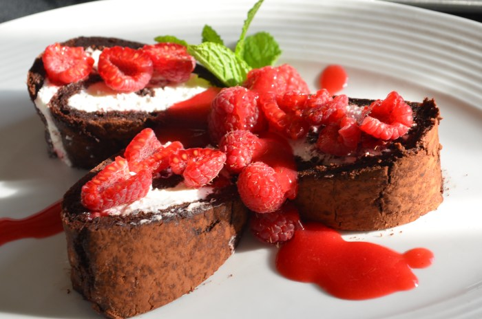 'Roulade Marquis' A Raspberry Dessert – South Pacific ...