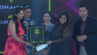 Neeraja Kona wins SouthScope's Celebrity Stylist and costume designer of the year