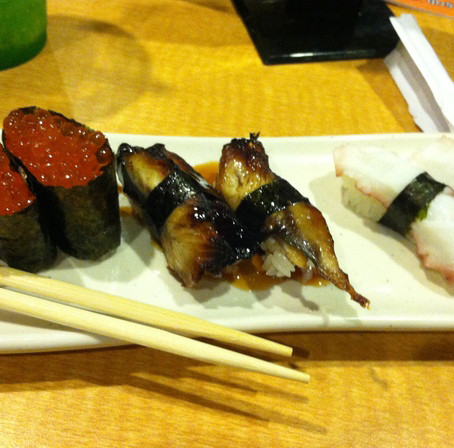 39 island sushi hawaiian grill 39 tastes like it 39 s straight for Aloha asian cuisine sushi