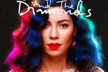 """As the third album of Diamandis' repertoire, """"Froot"""" prevails with themes of unified glory and sweet electricity.  Similar Artists: Lana Del Rey, Regina Spektor and Melanie Martinez Grade: A+ Photo Courtesy of Marina and the Diamonds"""
