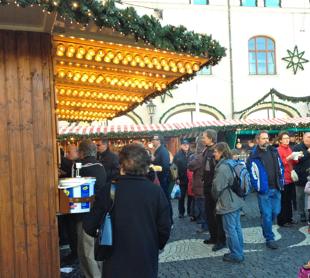 Augsburg Christmas Market, photo courtesy of Souvenir Finder