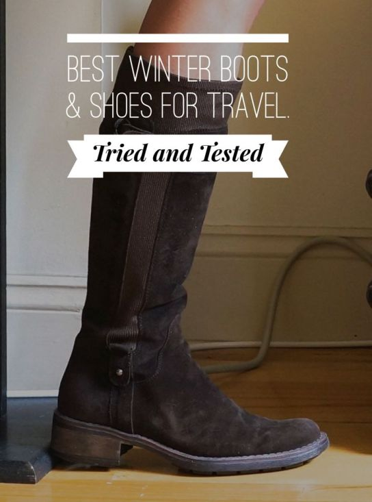 best s travel shoes boots fall winter comfort walking