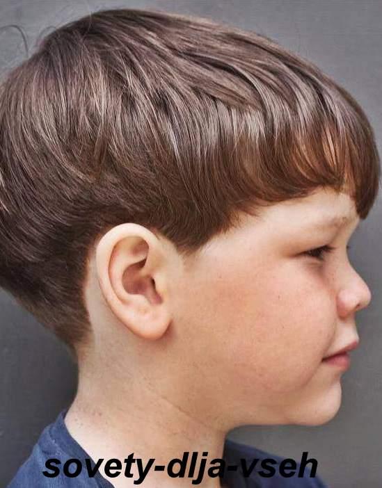 Прически для мальчиков 10 лет фото шапочка