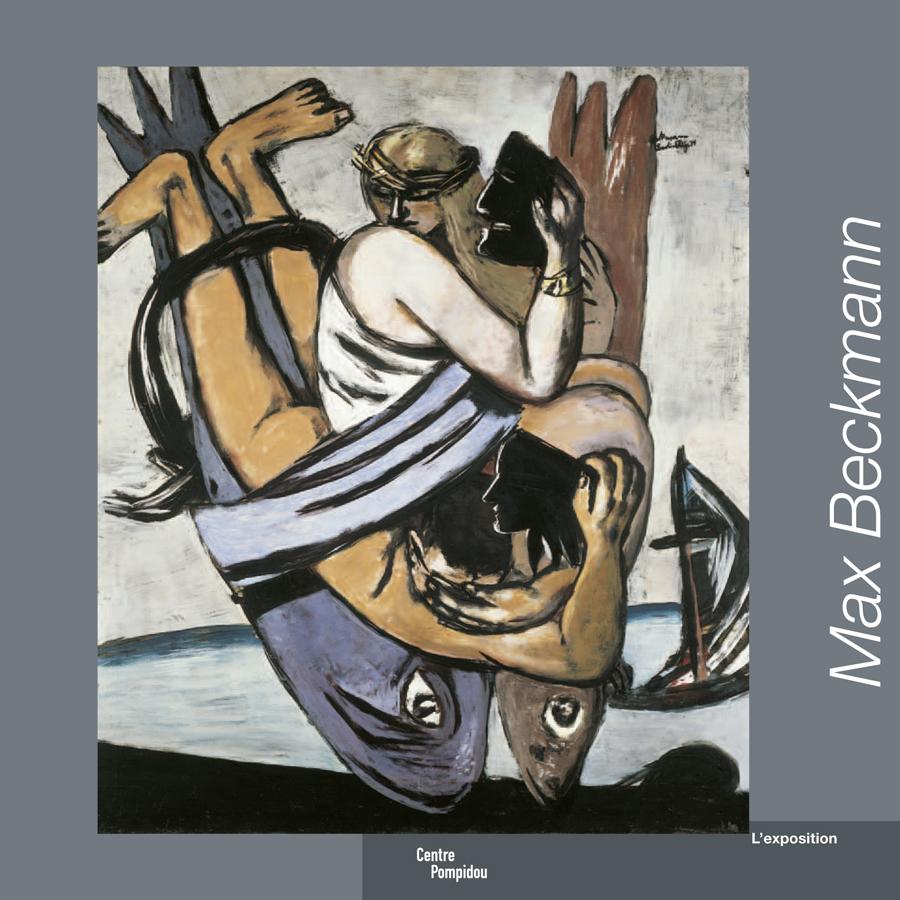 Album de l'exposition Max Beckmann au Centre Pompidou
