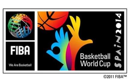 El logo del Mundial de Baloncesto 2014 y su parecido razonable