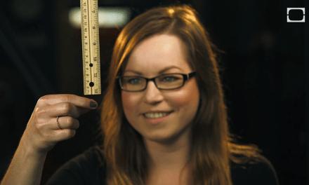 Cómo medir tu estupidez con una regla