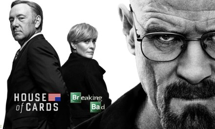 House of Cards puede ser mejor serie que Breaking Bad