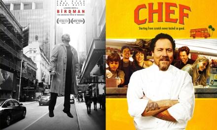 Birdman (o las ocho similitudes con la película #Chef)